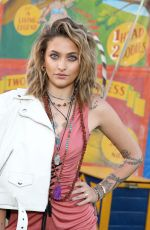 PARIS JACKSON at Moschino Fashion Show in Los Angeles 06/08/2018