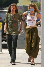 PARIS JACKSON Out and About in Los Angeles 06/21/2018