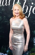 PATRICIA CLARKSON at Sharp Objects Premiere in Los Angeles 06/26/2018