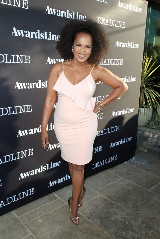 PAULA NEWSOME at Deadline Emmy Season Kickoff in Los Angeles 06/04/2018