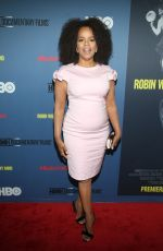 PAULA NEWSOME at Robin Williams: Come Inside My Mind Documentary Premiere in Los Angeles 06/27/2018