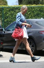 PAULA PATTON Out and About in Beverly Hills 06/18/2018