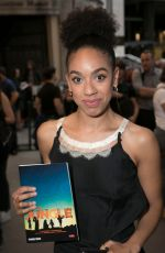 PEARL MACKIE at World Refugee Day Gala in London 06/20/2018
