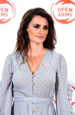 PENELOPE CRUZ at Proactiva Open Arms Charity Dinner in Madrid 05/31/2018