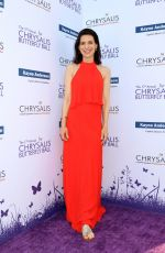 PERREY REEVES at 2018 Chrysalis Butterfly Ball in Los Angeles 06/02/2018