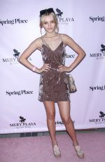 PEYTON KNIGHT at Mery Playa by Sofia Resing Launch in New York 06/20/2018