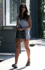 PIA MILLER Leaves Alfred Coffee in West Hollywood 06/20/2018
