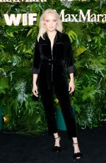POM KLEMENTIEFF at Max Mara WIF Face of the Future in Los Angeles 06/12/2018