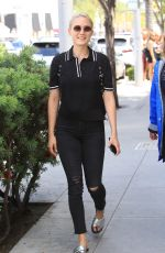 POM KLEMENTIEFF Out and About in Beverly Hills 06/04/2018