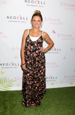 Pregnant CHRISTINE LAKIN at Bloom Summit in Los Angeles 06/02/2018
