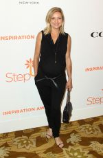 Pregnant CHRISTINE LAKIN at Step Up Inspiration Awards 2018 in Los Angeles 06/01/2018