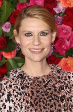 Pregnant CLAIRE DANES at 2018 Tony Awards in New York 06/10/2018