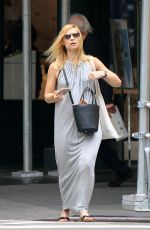 Pregnant CLAIRE DANES Out in New York 06/20/2018