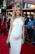 Pregnant KATHRYN BOYD at Sicario: Day of the Soldado Premiere in Los Angeles 06/26/2018