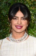 PRIYANKA CHOPRA at Chanel Dinner Celebrating Our Majestic Oceans in Malibu 06/02/2018