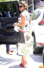 PRIYANKA CHOPRA Leaves Her Apartment in New York 06/19/2018