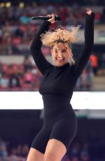 RAYE Performs at Capital Radio Summertime Ball 2018 in London 06/09/2018