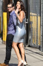 REBECCA KUFRIN Arrives at Jimmy Kimmel Live in Hollywood 06/05/2018