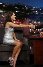 REBECCA KUFRIN at Jimmy Kimmel Live 06/07/2018