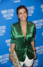 REEM KHERICI at 7th Champs Elysees Film Festival in Paris 06/19/2018
