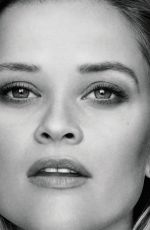 REESE WITHERSPOON in Marie Claire Magazine, March 2018 Issue