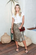 RENEE BARGH at Elephante Launch Party in Los Angeles 06/28/2018