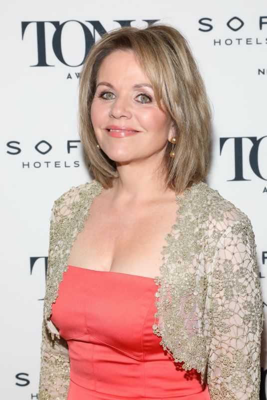 RENEE FLEMING at Tony Honors Cocktail Party in New York 06/04/2018
