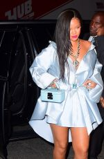 RIHANNA Night Out in New York 06/06/2018