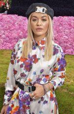 RITA ORA at Dior Homme Spring/Summer Fashion Show in Paris 06/23/2018