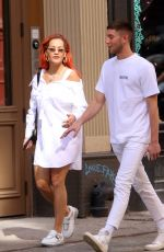 RITA ORA Out and About in New York 06/14/2018