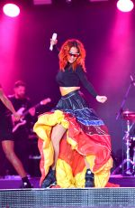 RITA ORA Performs at Capital Radio Summertime Ball 2018 in London 06/09/2018