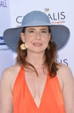 ROBIN WEIGERT at 2018 Chrysalis Butterfly Ball in Los Angeles 06/02/2018