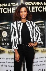 ROCHELLE HUMES at Eve of Man Bool Launch in London 05/31/2018