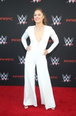 RONDA ROUSEY at WWE FYC Event in Los Angeles 06/06/2018
