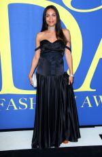 ROSARIO DAWSON at CFDA Fashion Awards in New York 06/05/2018