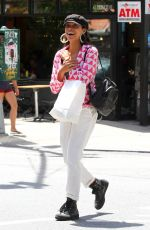 ROSARIO DAWSON Out Shopping in New York 06/26/2018