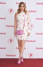 ROSIE FORTESCUE at Puttshack Launch Party in London 06/20/2018