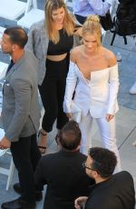 ROSIE HUNTINGTON-WHITELEY at Business of Fashion in Century City 06/18/2018