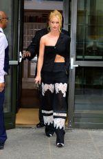 ROSIE HUNTINGTON-WHITELEY Heading to 2018 CFDA Fashion Awards in New York 06/05/2018