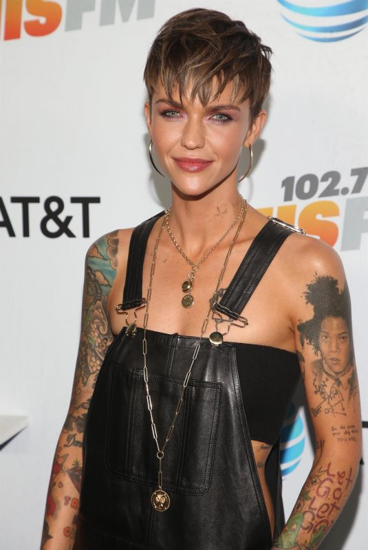 RUBY ROSE at Iheartradio Wango Tango by AT&T in Los Angeles 06/02/2018