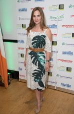 RUTH BRADLEY at London Irish Center Gala in Camden 06/19/2018