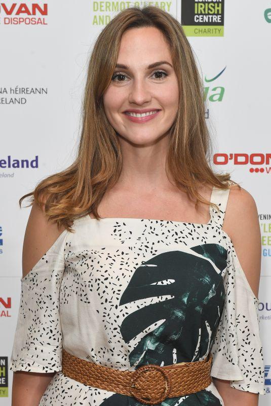 RUTH BRADLEY at London Irish Center Gala in Camden 06/19/2018
