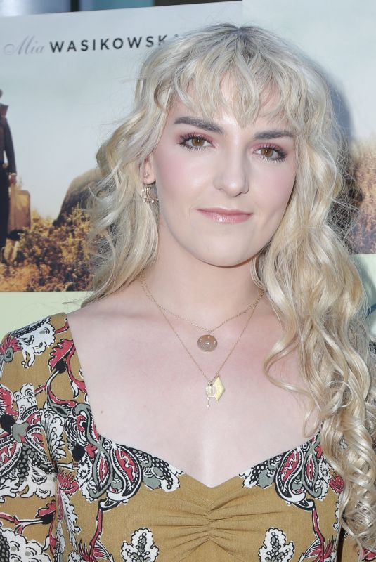 RYDEL LYNCH at Damsel Premiere in Los Angeles 06/13/2018