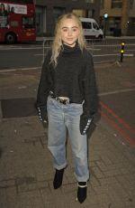 SABRINA CARPENTER Out in London 06/12/2018