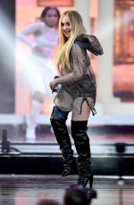 SABRINA CARPENTER Performs at Iheartradio Wango Tango by AT&T in Los Angeles 06/02/2018