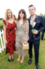 SAI BENNETT at Cartier Queens Cup Polo in Windsor 06/17/2018