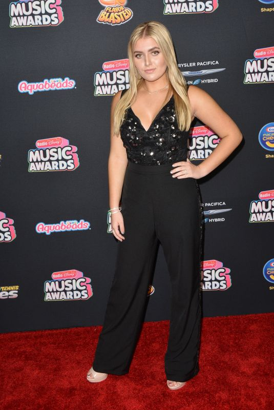 SAMANTHA LAPORTA at Radio Disney Music Awards 2018 in Los Angeles 06/22/2018