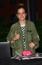SAMANTHA RONSON at Amfar Gencure Solstice 2018 in New York 06/21/2018