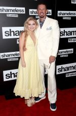SAMMI HANRATTY at Shameless 100th Episode Celebration in Los Angeles 06/09/2018