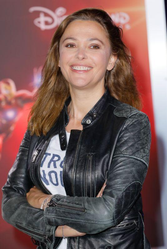 SANDRINE QUETIER at Marvel Summer of Super Heroes Opening at Disneyland in Paris 06/09/2018